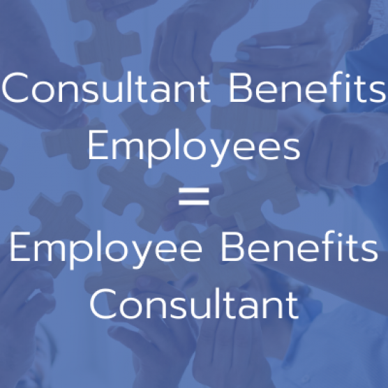 Consultant Benefits Employees = Employee Benefits Consultant
